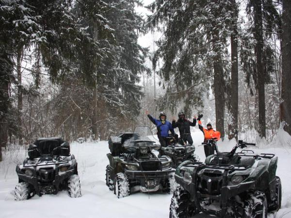 Гоняем зимой!  - Учебный центр ООО Прогрессивный специалист